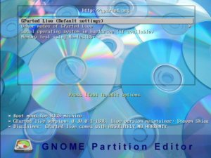 Use GParted to Manage Disk Partitions in Windows