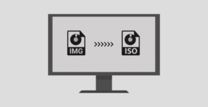 How to Convert IMG Files to ISO