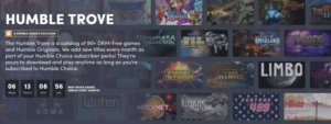 The 5 Best Humble Trove Games
