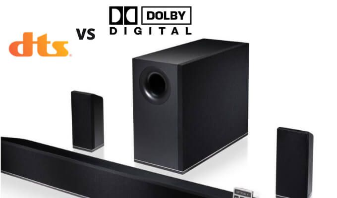 DTS vs. Dolby Digital: What's Different and What's Similar