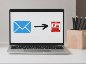 How to Save an Email as a PDF File